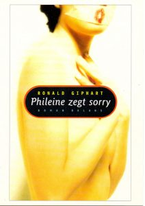 Phileine zegt sorry, roman, Ronald Giphart, CollegeCards, Advertising Post