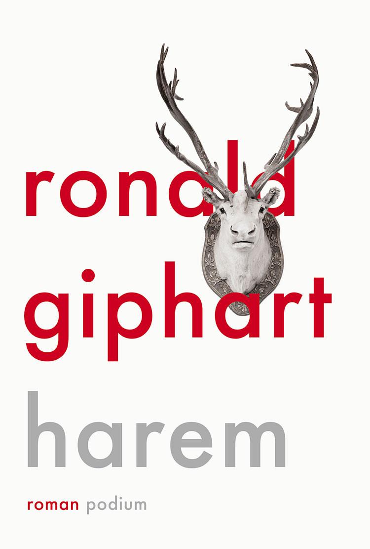 Ronald Giphart Harem roman schrijver literatuur