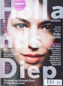Hollands Diep, Nummer 21 is een tijdschrift uit december 2010/februari 2011 met een stukje van Ronald Giphart: Britpop (The Wombats)