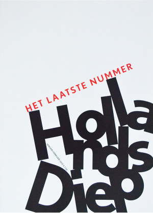 Hollands Diep, Het Laatste Nummer, Nummer 26 is een tijdschrift uit 2012 met een verhaal van Ronald Giphart: The Beauty (Lara Stone) & The Beast (David Walliams)