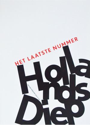 Hollands Diep, Het Laatste Nummer, Nummer 26 is een tijdschrift uit 2012 met een verhaal van Ronald Giphart: The Beauty (Lara Stone) & The Beast (David Walliams)