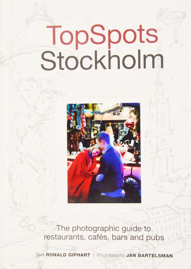 Ronald Giphart en Jan Bartelsman zijn naar Stockholm geweest om daar alle restaurants te keuren. Jan Bartelsman verzorgde de foto's. Dit boek uit 2013 is alleen in het Engels verkrijgbaar.
