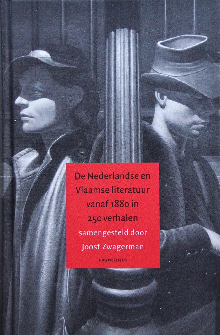 De Nederlandse en Vlaamse literatuur vanaf 1880 in 250 verhalen is uit 2005 en samengesteld door Joost Zwagerman met een verhaal van Ronald Giphart; Nice guys don't get laid