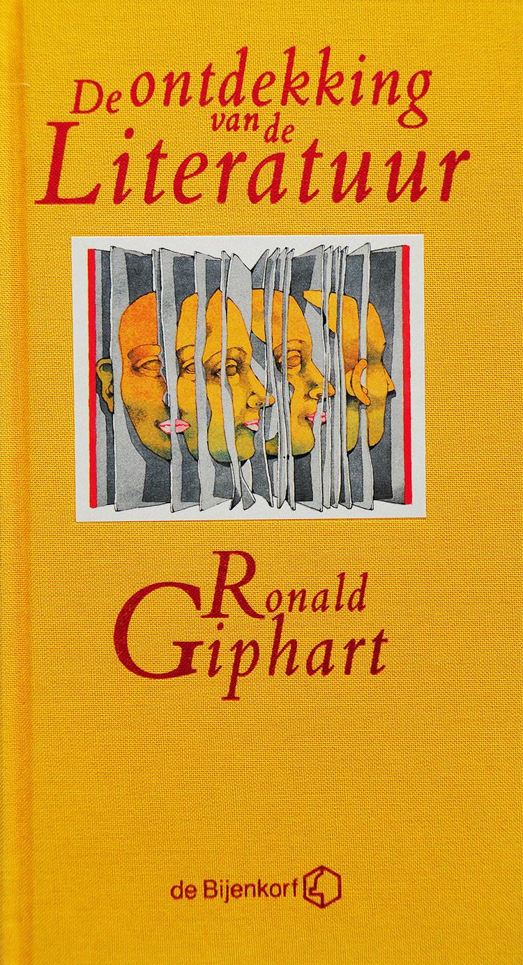 De Ontdekking Van De Literatuur is een boek uitgegeven voor de Bijenkorf in 1997 van Ronald Giphart