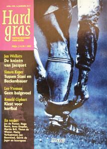 Hard Gras, Nr 3, April 1995 is een literair voetbaltijdschrift met medewerking van Jan Wolkers, Martin Bril, Jan Boerstoel, Anna Enquist, Hugo Borst, Simon Kuper, Leo Vroman, Ronald Giphart, Matty Verkamman, Theun De Winter, Jos De Putter en Gerrit De Jager
