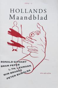 Ronald Giphart Hollands Maandblad Er is geen daar daar