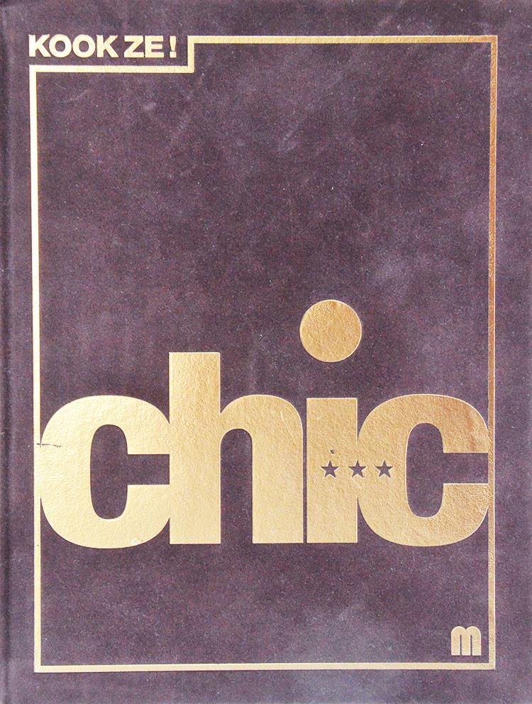 Kook Ze! 2 Chic is een bookazine uit de reeks van Tony Le Duc uit 2008 met een column van Ronald Giphart De sociaal-culinaire ladder