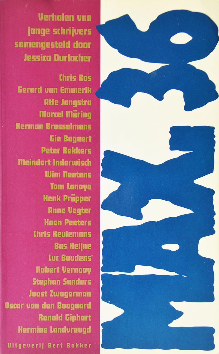 In MAX. 36 (is een verhalenbundel uit 1992), de titel zegt het eigenlijk al, zijn verhalen opgenomen van auteurs die niet ouder zijn dan 36. Sinds de succesvolle bundel 25 ONDER 35, die in 1989 verscheen en waarin leeftijd eveneens het bindend principe was, zijn er weer zoveel nieuwe namen in de literatuur opgedoken dat een nieuwe bundeling van verhalen van jonge Nederlandse en Vlaamse schrijvers geen overbodige luxe is. Deze bundel is samengesteld door Jessica Durlacher en bevat een verhaal van Ronald Giphart.