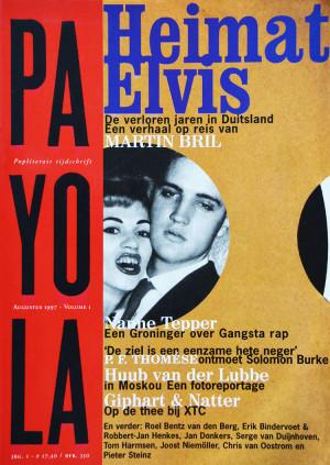 Ronald Giphart Bert Natter Payola augustus 1997 poplitarair tijdschrift