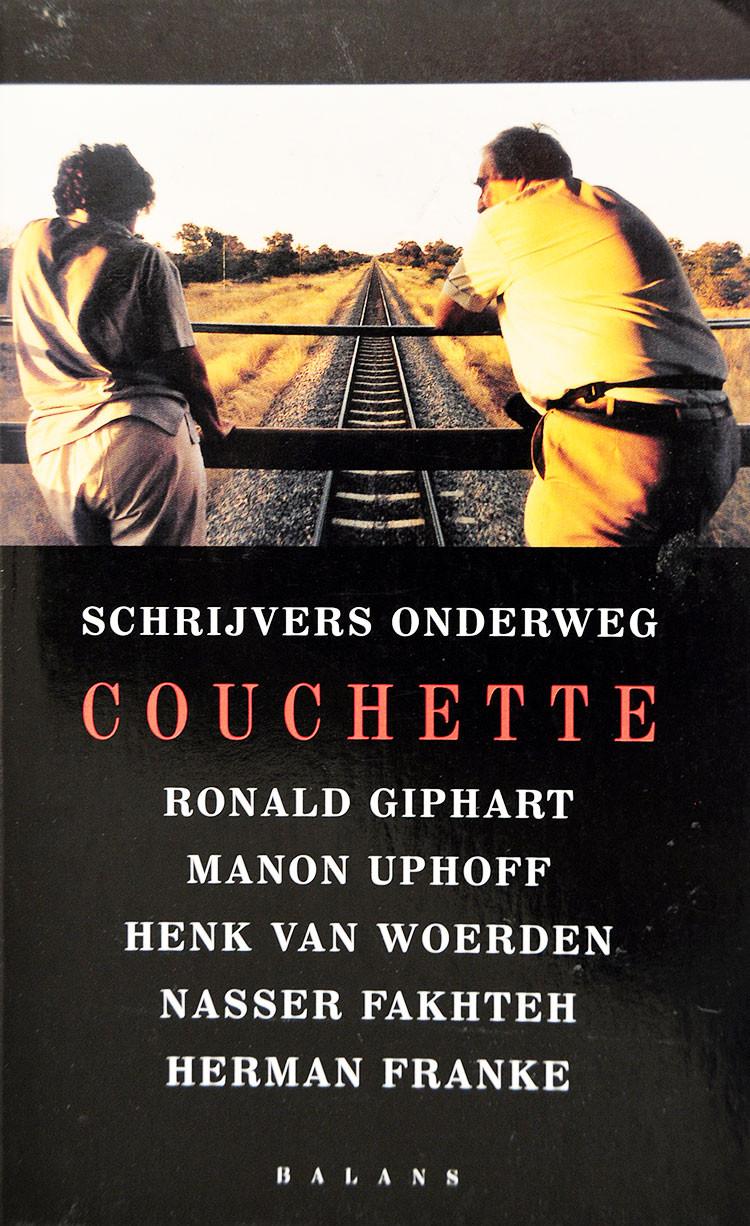 Couchette, Schrijvers Onderweg is een verzamelbundel uit 1996 met verhalen van Herman Franken, Manon Uphoff, Henk van Woerden, Nassere Fakhteh, Ronald Giphart