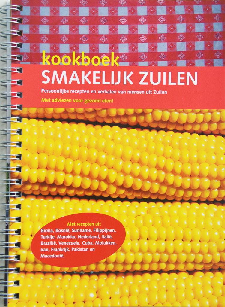 Smakelijk Zuilen is een Kookboek uit 2008 met een voorwoord van Ronald Giphart