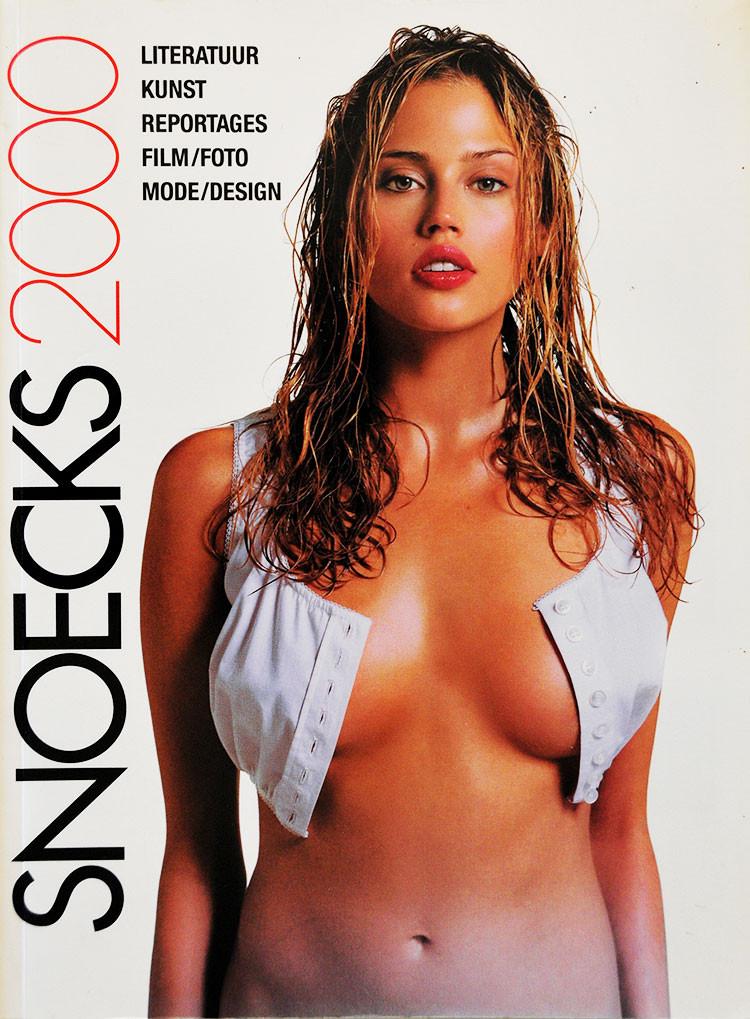 Snoecks tijdschrift - uitgebracht in 1999 - met een verhaal van o.a. Ronald Giphart