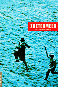 Zoetermeer was een literair tijdschrift dat in 1994 opgericht is door Ronald Giphart, Rob van Erkelens en Joris Moens. Uitgever was Nijgh en van Ditmar. Laatste nummer verscheen in 1997. Het tijdschrift was een spreekbuis voor een aantal jonge schrijvers die in de jaren negentig debuteerden (ook wel de Generatie Nix genoemd), en legde zich toe op 'lichamelijke literatuur'. De titel van het tijdschrift is ontleend aan de stad Zoetermeer. Met verhalen van Marc Van Biezen, Karin Overmars, Marc Van Biezen, Harmen Lustig, Rudolph Korsten, Rudolph Korsten, Ronald Giphart, Andrew Cozine, Marc Van Biezen, Margherita Pasquini, Marc Van Biezen, Gert-Jan Van Exel, Marc Van Biezen en Yorgos Dalman