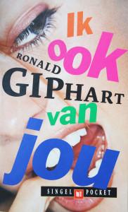 Ik Ook Van Jou is de Debuut roman uit 1992 van Ronald Giphart, 22ste druk
