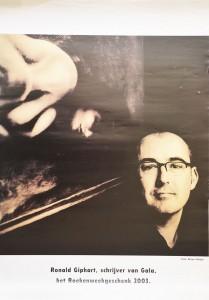 Ronald-Giphart-Anton-Corbijn-Poster-Boekenweek-2003-Gala