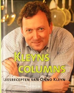 Onno Kleyns bijdrage aan de Volkskeuken in de Volkskrant brengt heel wat smaakpapillen in beroering en zet lezers aan tot culinaire ontdekkingen met een voorwoord van Ronald Giphart