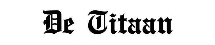 Een blad dat leest als een krant, maar ramvol literatuur staat. Dat is De Titaan. Met een voorpublicatie van Ronald Giphart
