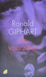 Ronald-Giphart-De-Voorzitter-2de-Druk