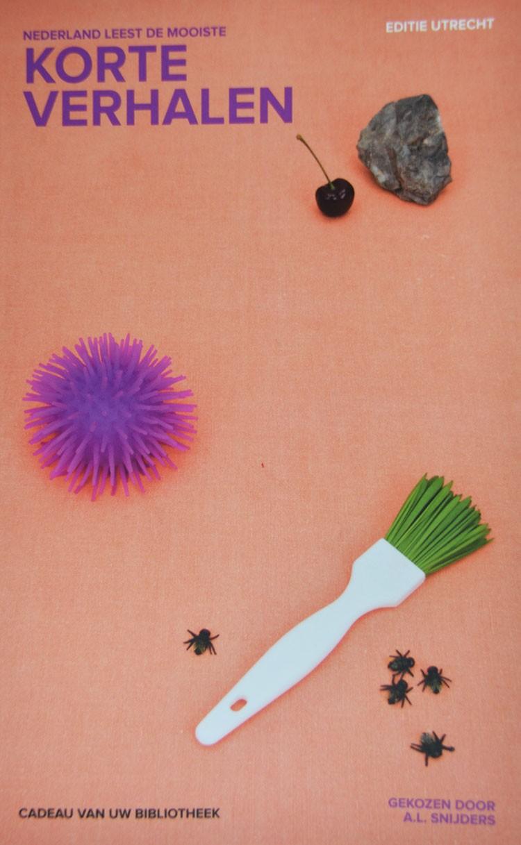 In deze bloemlezing met korte verhalen staat het verhaal Dansen van Ronald Giphart