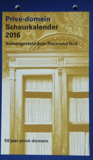 De grote en kleine geschiedenis komen elke dag weer tot leven in deze Privé-domein Scheurkalender, een exclusieve uitgave ter ere van vijftig jaar Privé-domein. Ronald Giphart staat er ook in met twee fragmenten