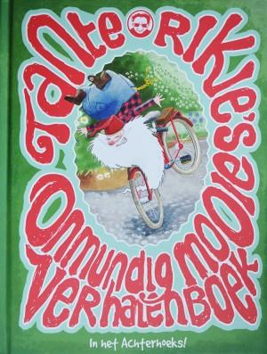 Boek met kinderverhalen in het Achterhoeks ter bevordering van het achterhoekse dialect. Een verhaal van Ronald Giphart werd vertaald in het achterhoeks.