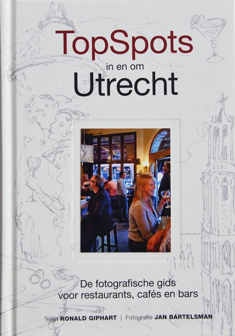 De Utrechtse schrijver Ronald Giphart werd door Bartelsman uitgenodigd op vele plekken in en om zijn stad te eten en drinken, en speciaal voor dit boek zijn impressie op te tekenen.