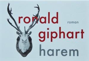 Ronald Giphart Harem roman schrijver literatuur dwarsligger