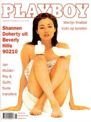 Playboy november 1994 Titel: De wereld van de dingen die we niet hebben gedaan Geschreven: Ronald Giphart Illustraties: Kooten, Adri van (Zilverberg Victor, Lazuli L.)