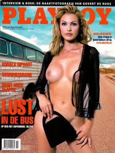 Playboy november 2000 Titel: Ik omhels je met duizend armen Geschreven: Ronald Giphart