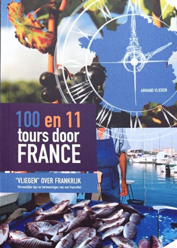 Boek over Frankrijk met een voorwoord van Ronald Giphart