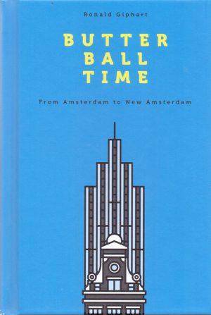 Engelse vertaling van het boekje Boterballentijd bvan Ronald Giphart, geschreven voor de KLM.