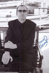 Ronald Giphart Foto Caspari de Geus 2003