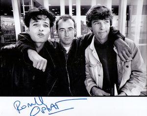 Ronald Giphart Foto Klaas Koppe Rob van Erkelens Joris Moens Redactie Zoetermeer 5 september 1994