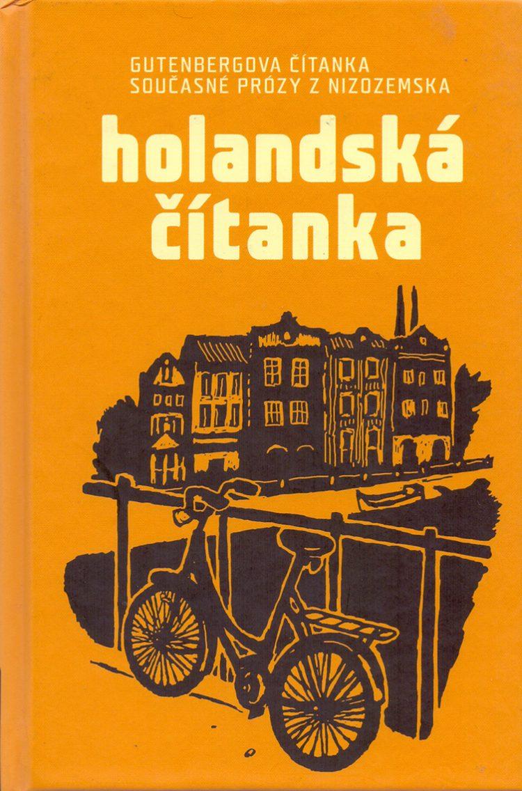 Boek ter promotie van de Nederlandse literatuur in Tsjechië met een verhaal van Ronald Giphart, de veiligste plek op aarde