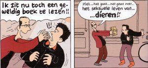 Ronald Giphart Jerry Goossens Jean-Marc van Tol zone 5300
