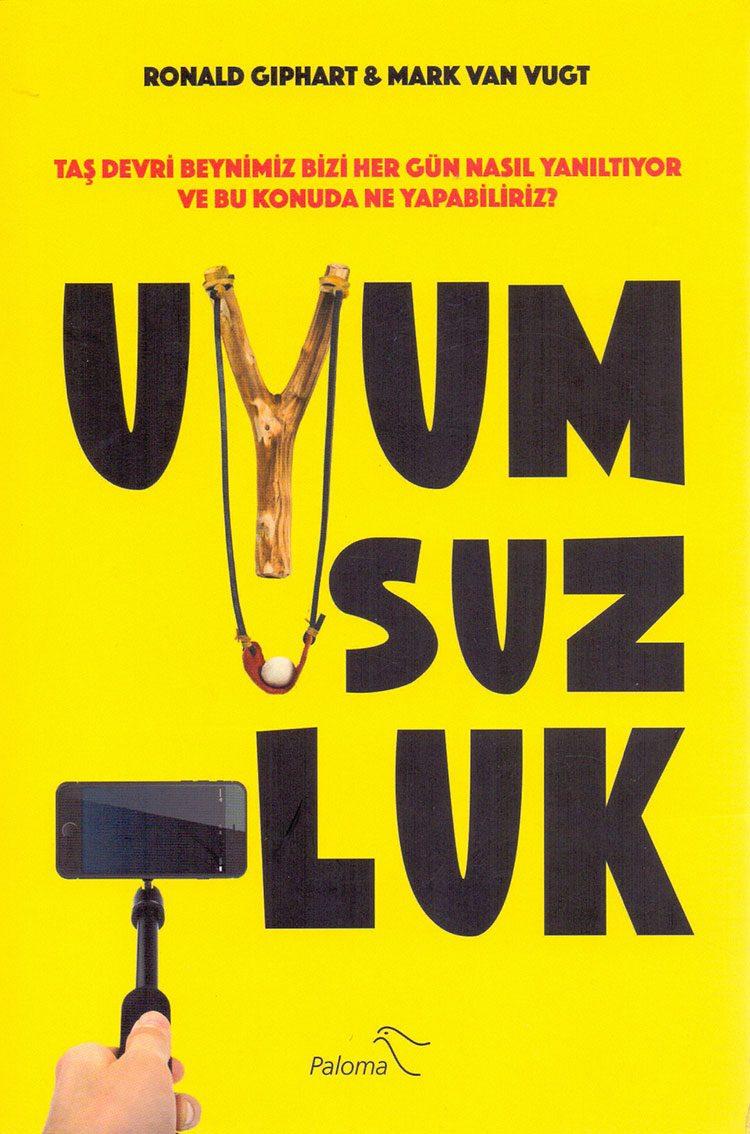De turkse vertaling van Mismatch geschreven door Roanld Giphart en Mark van Vugt