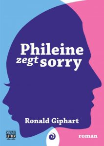 Grote Letter uitgave van Phileine zegt sorry van Ronald Giphart