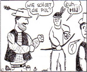 Ronald Giphart vroeg stripwerk