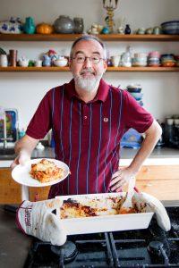 Ronald Giphart AD Algemeen Dagblad Zo maak je de beste lasagne